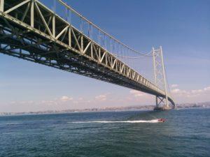 Akashi-big-bridge